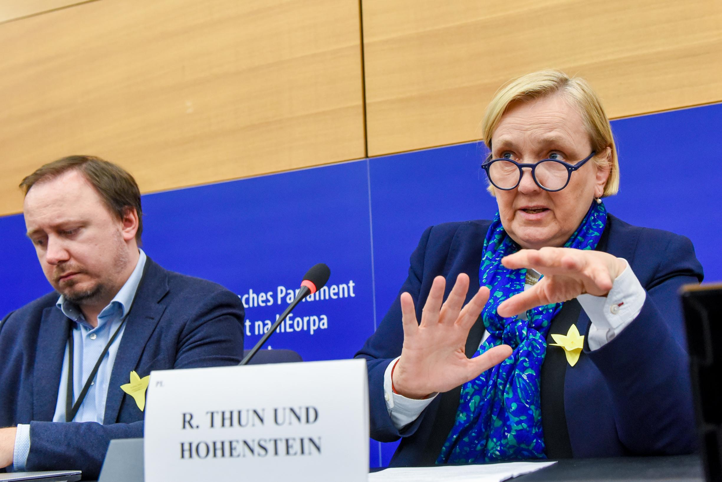 Rosa Thun European Union 2020 Genevieve ENGEL